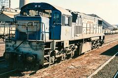 Mt Isa (andrewsurgenor) Tags: trains clyde emd diesel locomotive railroad railway rail railfan railways queensland queenslandrailways australia mtisa