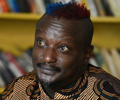 Kenyan author , Binyavanga Wainaina dies at 48 (baydorzblogng) Tags: nigeria news africa international celebrity gists other education fashion
