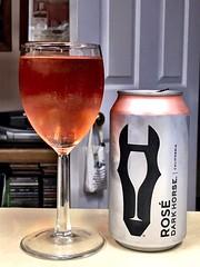 2019 141/365 5/21/2019 TUESDAY - Dark Horse Rosé