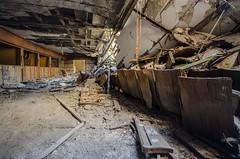 DSC_1467 (The Archives of Decay) Tags: urbanexploring urbexphotography udssr lostplaces abandonedplaces abandoned verlassen abandonedmilitarybuilding sovietunion sowjetunion gssdwgt gssd kaserne sovietunionabandoned