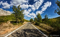 Sur la belle route (arrif-mehdi) Tags: amazing vues voyage trip sainte victoire provence france view ciel fly nuage rock rocher montagne mountain life vie live paysage nature route away colors color lifestyle meh photographie emotion love amour naturel envisionnement campagne urbain