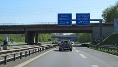 A30-135 (European Roads) Tags: a30 bad oeynhausen nordumgehung dehme kreuz autobahn germany