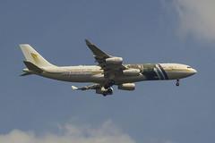 HZ-SKY1 Sky Prime Airbus A340-212 (Nathan_Ivanov) Tags: airplane aircraft spotting vko vnukovo uuww airbus airbusa340 hzsky1