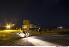 Aeronaves de Patulha P-95 e P-3AM (Força Aérea Brasileira - Página Oficial) Tags: 1gav7 2018 ala12 brazilianairforce eas esquadraoorungan fab forcaaereabrasileira forçaaéreabrasileira fotojohnsonbarros logistica p3amorion p95bandeirulha hangardozepelim nightshot noturna reboque riodejaneiro brasil