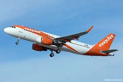 easyJet Europe Airbus A320-214  |  OE-IJQ  |  LMML (Melvin Debono) Tags: easyjet europe airbus a320214 | oeijq lmml cn 5757