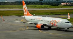 GOL Linhas Aéreas - Boeing 737-8 - PR-GXW (NetoNogueira) Tags: boeing boeing737 airplane aircraft gol voegol linhas aereas airlines
