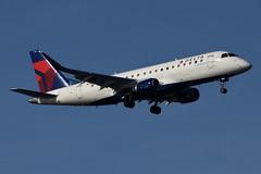 Delta Connection (SkyWest Airlines) - Embraer ERJ-175LL (ERJ-170-200 LL) - N263SY  - John F. Kennedy International Airport (JFK) - February 19, 2019 324 RT CRP (TVL1970) Tags: nikon nikond7200 d7200 nikongp1 gp1 geotagged nikkor70300mmvr 70300mmvr aviation airplane aircraft airlines airliners johnfkennedyinternationalairport kennedyairport jfkairport jfkinternational jfk kjfk bayswaterpark n263sy deltaconnection deltaairlines delta skywestairlines skywest embraer erj embraere175 e175 embraere175ll e175ll embraer170 embraer175 embraererj175 embraererj175ll embraererj170200 embraererj170200ll erj170 erj170200 erj170200ll erj175ll e170 e170ll generalelectric ge generalelectriccf34 gecf34 cf34 cf348e5 ejet