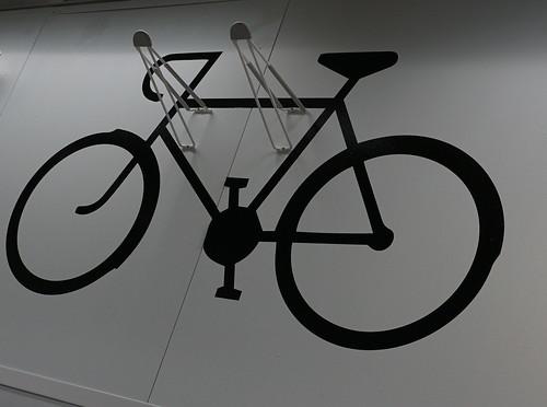 IKEA used a real bike last time!