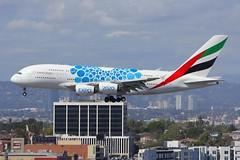 A380 A6-EOC Los Angeles 28.03.19 (jonf45 - 5 million views -Thank you) Tags: airliner civil aircraft jet plane flight aviation lax los angeles international airport klax a380 emirates airbus a6eoc