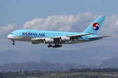 A380 HL7611 Los Angeles 28.03.19 (jonf45 - 5 million views -Thank you) Tags: airliner civil aircraft jet plane flight aviation lax los angeles international airport klax korean air airbus a380861 hl7611 a380