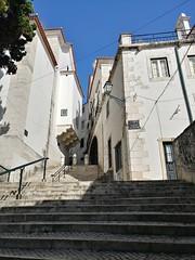 Lisboa (Elad283) Tags: lisbon portugal lisboa urbanlife architectureandbuildings architecture citylife urban stairs estêvão santoestêvão