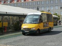 Carris 230 (Elad283) Tags: lisbon portugal lisboa irmaos atomicmini 616cdi sprinter irmaosmota atomic mercedesbenzbus minibus mercedesbenz evobus carris mercedes bus 230 1333xz