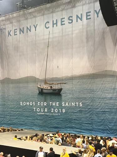 Kenny Chesney fan photo