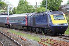 LARBERT 43030 (johnwebb292) Tags: larbert diesel hst class 43 scotrail 43030