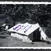 Camping étang de (?) août 1936