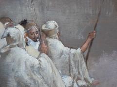 Guerriers arabes au repos (bpmm) Tags: algérie gustaveguillaumet lapiscine nord roubaix art expo exposition peinture