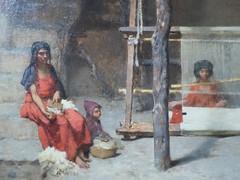 Tisseuses à Bou Sâada (bpmm) Tags: algérie gustaveguillaumet lapiscine nord roubaix art expo exposition peinture