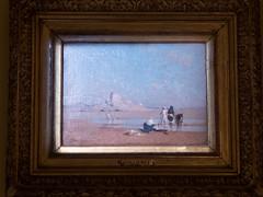 Femmes lavant du linge (bpmm) Tags: algérie gustaveguillaumet lapiscine nord roubaix art expo exposition peinture