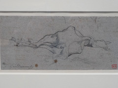 Cheval mort (bpmm) Tags: algérie gustaveguillaumet lapiscine nord roubaix art dessin expo exposition