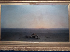 Le Sahara (bpmm) Tags: algérie gustaveguillaumet lapiscine nord roubaix art expo exposition peinture