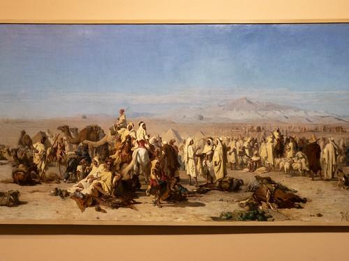 Marché arabe