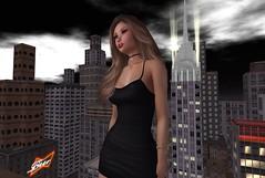 Avale New York Skyline (Nicki Chic Model) Tags: model modeling manhattan fashionable fashionista fashion newyork avale gothamcity littleminx4u