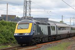 LARBERT 43028 (johnwebb292) Tags: larbert diesel hst class 43 scotrail 43028