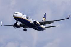 EI-FOA 737-8AS Ryanair   Reus 15-04-16 (Antonio Doblado) Tags: eifoa reus boeing b737 737 ryanair aviación aviation aircraft airplane airlioner