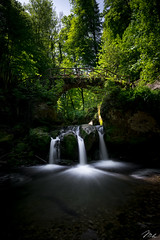 Mullerthal Waterfall (MHPhotography91) Tags: mullerthal luxembourg nature landscapes naturescape wide angle long exposure mhphotography sony a7r2