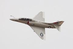 Private McDonnell Douglas TA-4J Skyhawk N518TA (jbp274) Tags: rei krei airport airplanes airshow display hangar24airfest restored warbird douglas mcdonnelldouglas a4 skyhawk