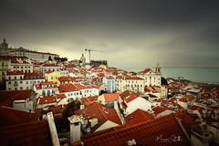 Lisbon (marinas8) Tags: nikon nikonphotography nikond5300 landscape longexposure sky clouds city lisbon