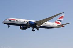 G-ZBJJ (Baz Aviation Photo's) Tags: gzbjj boeing 7878 dreamliner british airways baw ba heathrow egll lhr 27l ba188