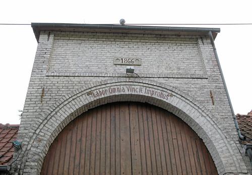 Roëllecourt (porche) • 5194