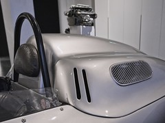 Automuseum Prototyp, Hamburg (PeS-Photo) Tags: deutchland hamburg germany speicherstadt prototyp museum prototypmuseum porsche nikon d750 nikkor 24mm f14 718 formel2 race car