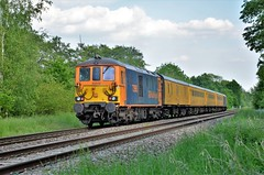 73965 (stavioni) Tags: ed electro diesel rail railway train class73 shoebox test network gbrf