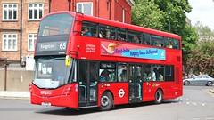 RATP London United - VH45314 - LF19FWJ (Waterford_Man) Tags: ratp hybrid wrightbus londonunited vh45314 lf19fwj