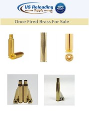 Once Fired Brass For Sale (usrsbullets) Tags: once fired brass for sale