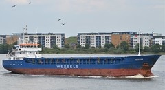 Nestor (1) @ Gallions Reach 20-05-19 (AJBC_1) Tags: riverthames gallionsreach london ©ajc dlrblog ship boat vessel england unitedkingdom uk northwoolwich eastlondon newham londonboroughofnewham ajbc1 nikond3200 greatbritain gb shipping seatrade seacargo ukshipping generalcargoship wesselsreedereigmbhcokg generalcargo nestor imo9390123 mmsi305620000 callsignv2fb3