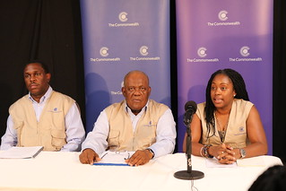 Commonwealth Observer Group Post-Referendum Press Conference