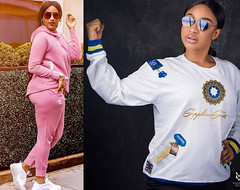 Actress, Juliet Ibrahim fires back at Tonto Dikeh after she called her out on Instagram. Screenshot (baydorzblogng) Tags: nigeria news africa international celebrity gists other education fashion