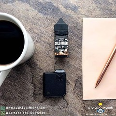 Nitro's Cold Brew Salted Blends - Macchiato//Award winning coffee flavor now available in nic salts for pods. Signature iced caramel macchiato is a delightful chilled espresso made to jumpstart your morning! • Buy Now @ http://bit.ly/2DfAAJa • Available i (ejuiceusamurah) Tags: instagram ifttt