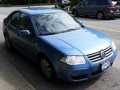 2008 Volkswagen City Jetta (D70) Tags: 2008 volkswagen city jetta fifthgeneration a5 typ1k5 2006–2011 burnaby britishcolumbia canada