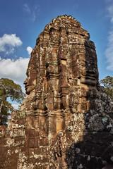 Bayon – Stone face (Thomas Mülchi) Tags: bayon temple angkor siemreap cambodia 2018 siemreapprovince angkorthom tower stoneface architecture krongsiemreap