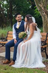 Después de la boda (Eye's window photography) Tags: love amor pareja couple groom bride novio novia esposo esposa husband wife miami sabillonherrera ingrahamterracepark
