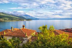 Balcony View (tagois) Tags: ohrid lakeohrid northmacedonia охрид охридскоезеро севернамакедонија