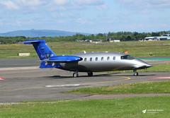 M-GFGC Piaggio P-180 Avanti II, Greensill Capital (IOM) Ltd, Gloucestershire Airport, Staverton, Gloucestershire (Kev Slade Too) Tags: mgfgc piaggio p180 avanti greensillcapitaliomltd egbj gloucestershireairport staverton gloucestershire