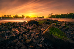 Walnut-Beach-Milford-CT-USA_05212019-32 (LBSimmsPhotography) Tags: view background colorful connecticut culture horizonoverwater landscape natural nature ngc northamerica outdoor scenic serene sky spring travel vibrant water