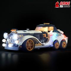 LEGO Batman Movie The Penguin Arctic Roller 70911 Light Kit (Gameofbricks.eu) Tags: lego legolight legolights legobatman
