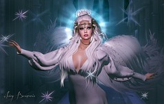 Believe In Angels... They Believe In You - 05/2019 (IvoryBouscario) Tags: sl secondlife avatar female woman angel divine heaven mementomori beautiful