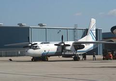 Avialeasing                               Antonov AN26                                  UR-GLS (Flame1958) Tags: avialeasing avialeasingan26 an26 antonov antonovan26 urgls opf kopf opalockaairport 1844